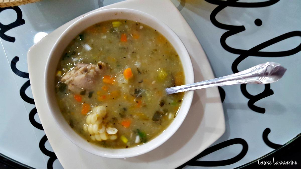 las sopas son una base fundamental de la comida típica de Quito