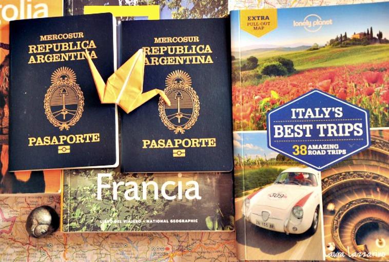 Para poder viajar a Europa desde Latinoamérica es necesario contar con un pasaporte que tenga una vigencia mínima de 3 meses.
