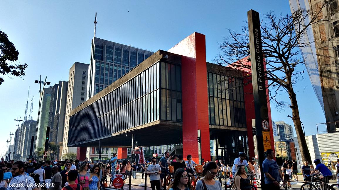 El MASP, una de las cosas que ver y que hacer en Sao Paulo