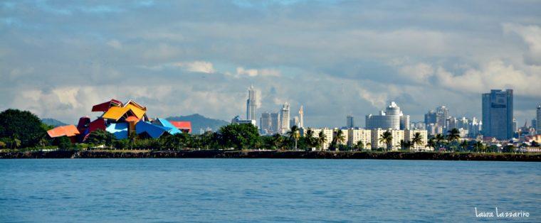 viajar a Panamá: vista de la ciudad.