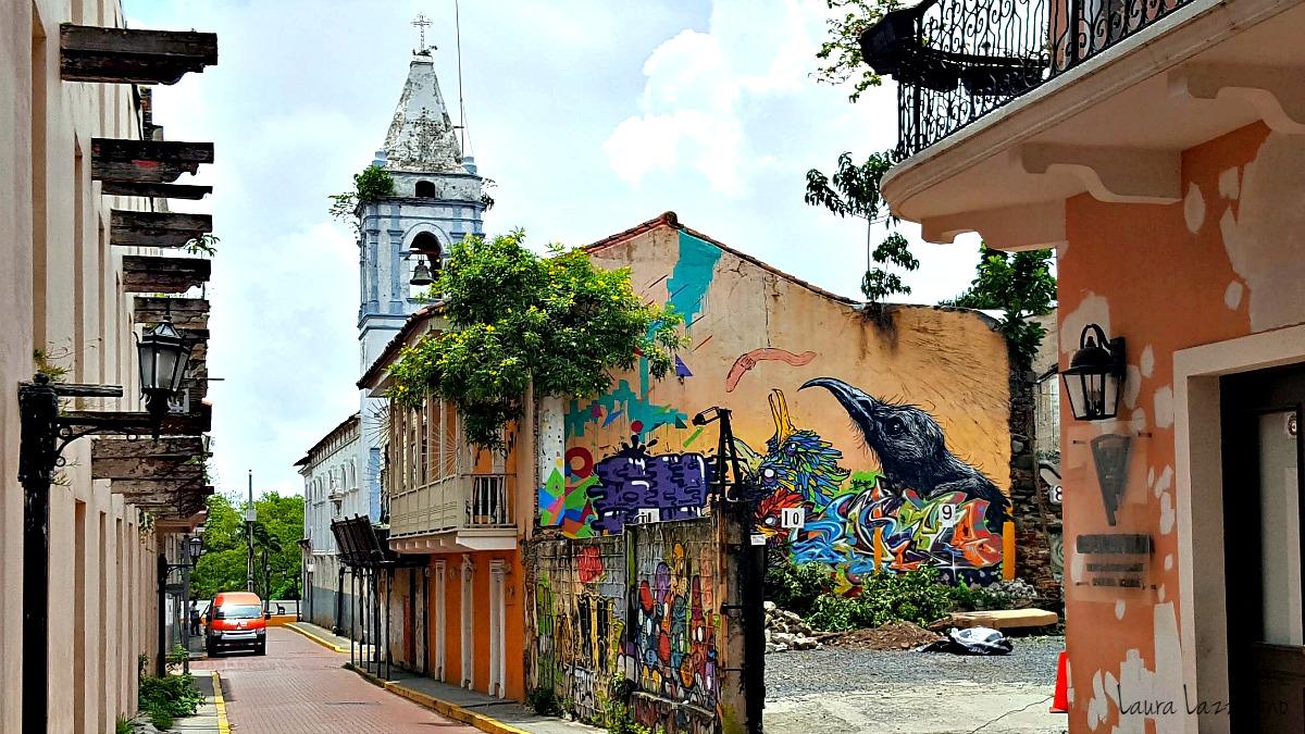 recorrer el Casco Antiguo es una de las cosas que ver y que hacer en Panamá