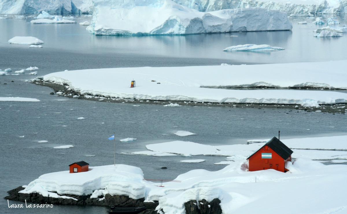 Base Brown, Antártida Argentina.