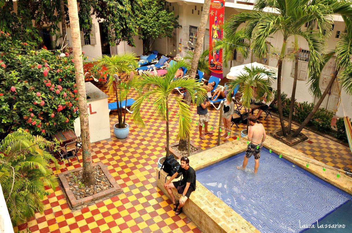 Hostel en Cartagena de Indias, Getsemaní