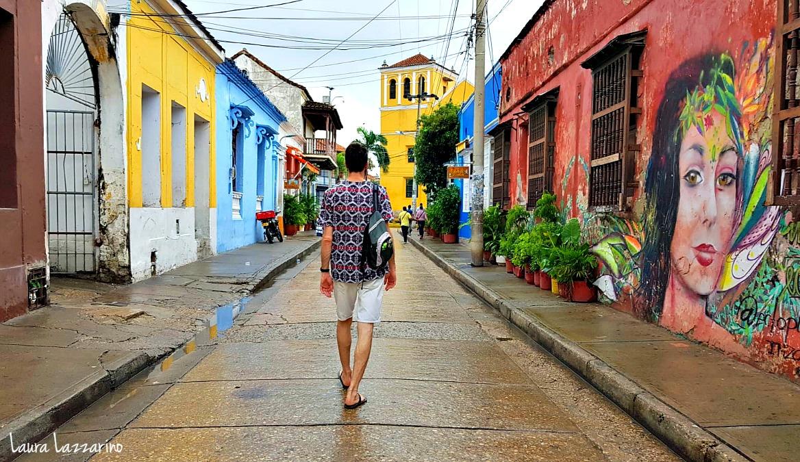 Alojarse en Getsemaní, Cartagena.