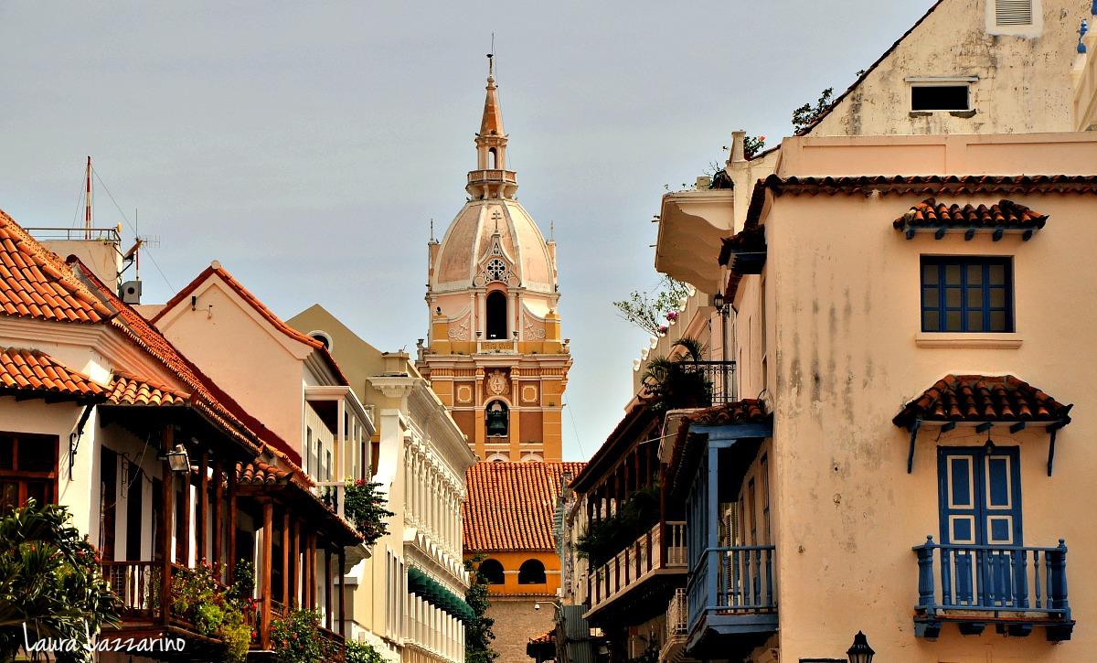 Viajar a Cartagena de Indias, centro histórico