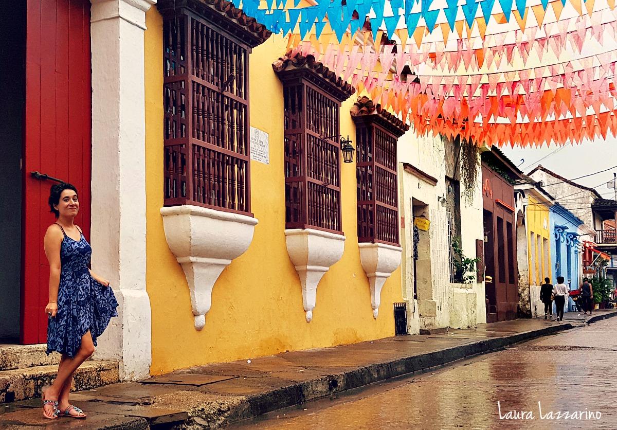 Noviembre no es la mejor época para viajar a Cartagena