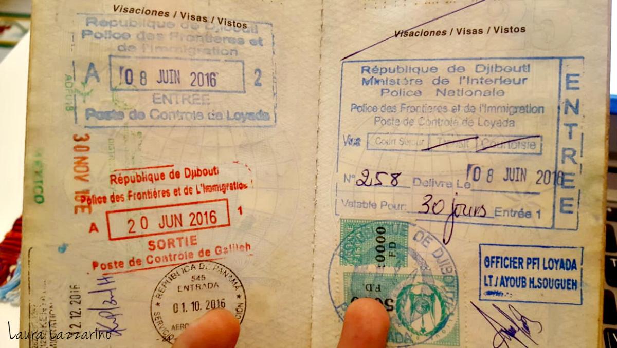 Yibuti, una de las visas para viajar a África más difícil de todas