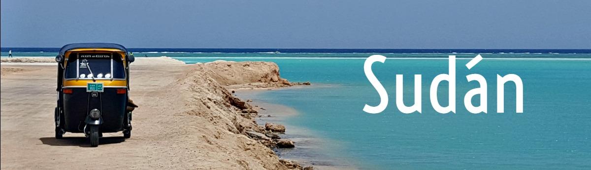 Sudán fue la segunda visa para viajar a África que tuvimos que sacar