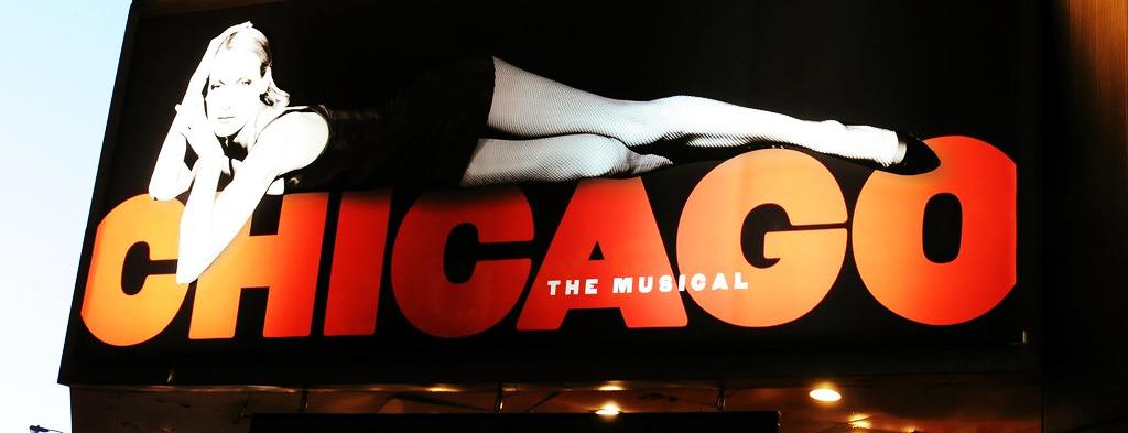 Chicago es uno de los mejores musicales de Nueva York y el segundo con más tiempo en cartelera