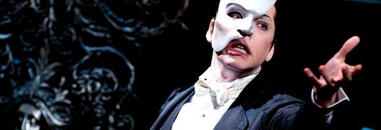 El Fantasma de la Opera es uno de los mejores musicales de Nueva York y el más longevo de la historia