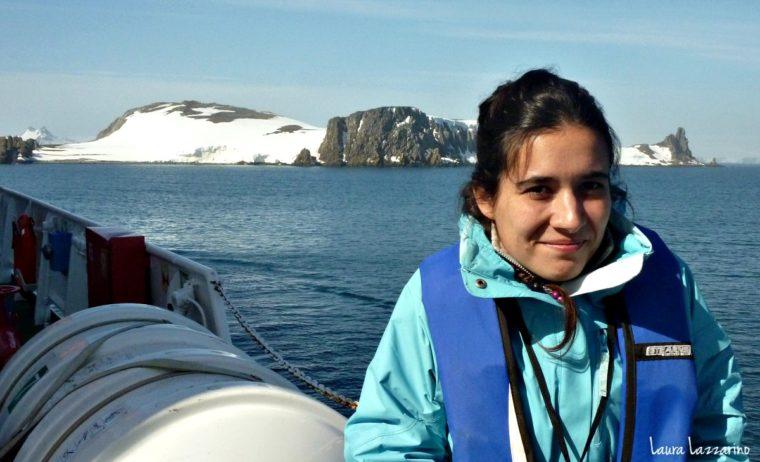 las Shetland del sur, primer punto de desembarco en Antártida