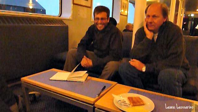 Los arribeños: el equipo para este viaje a Antártida