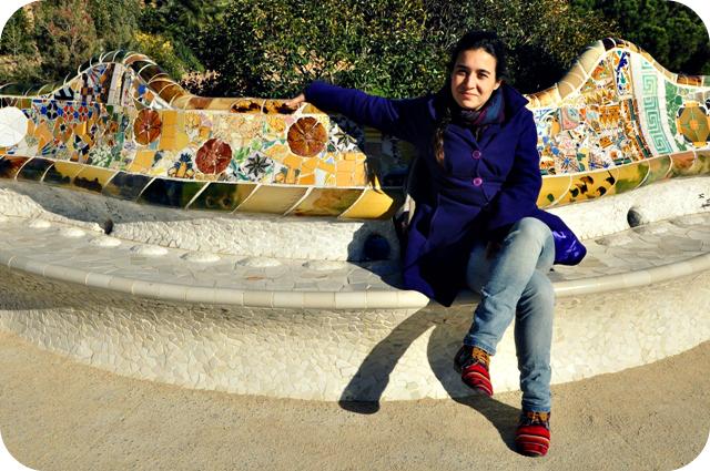 Parc Guell, otro de los imperdibles en Barcelona en un día.