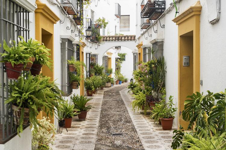 La judería, uno de los imperdibles de  Córdoba