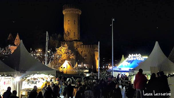 El mercado del puerto es otro de los mejores mercados de navidad de Colonia
